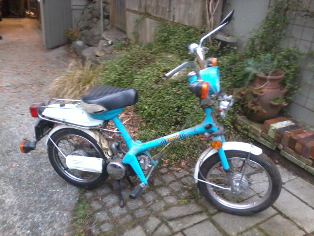 honda express nc50 1980 1981 build places and things to look at honda ct90 wiring-diagram my plan is to remove the 1981 parts and install 1980 carburetor parts in the engine area