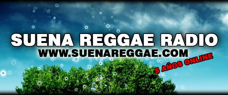 SuenaReggae RADIO // 24h ONLINE // 5 años juntos - suenareggae.com