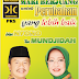 Pilbup Jombang PKS Dukung NOAH, Alhamdulillah Menang versi Quick Count