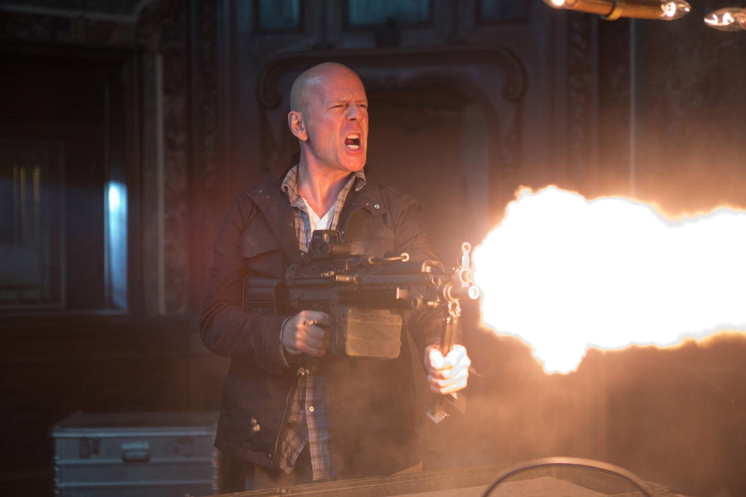 """Bruce Willis reprises his iconic role as police detective John McClane in """"A Good Day to Die Hard"""" directed by John Moore set against the backdrop of deadly ..."""