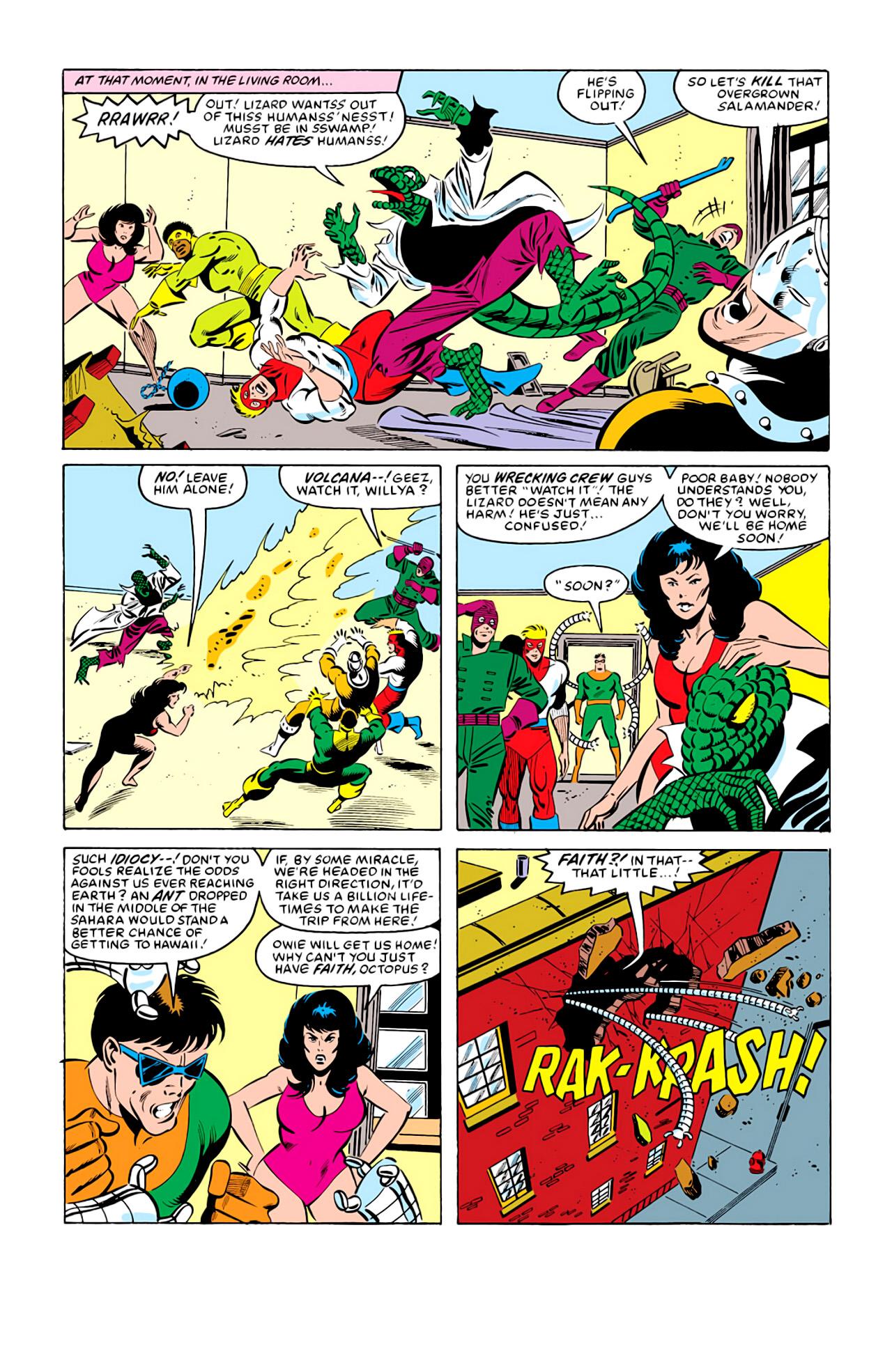 Captain America (1968) Issue #292m #220 - English 9