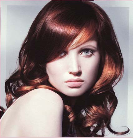 Funky Hair Color Ideas 2012 Today S Hair Collection
