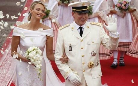 Josie S Juice Princess Charlene And Prince Albert Ii Of Monaco Twins