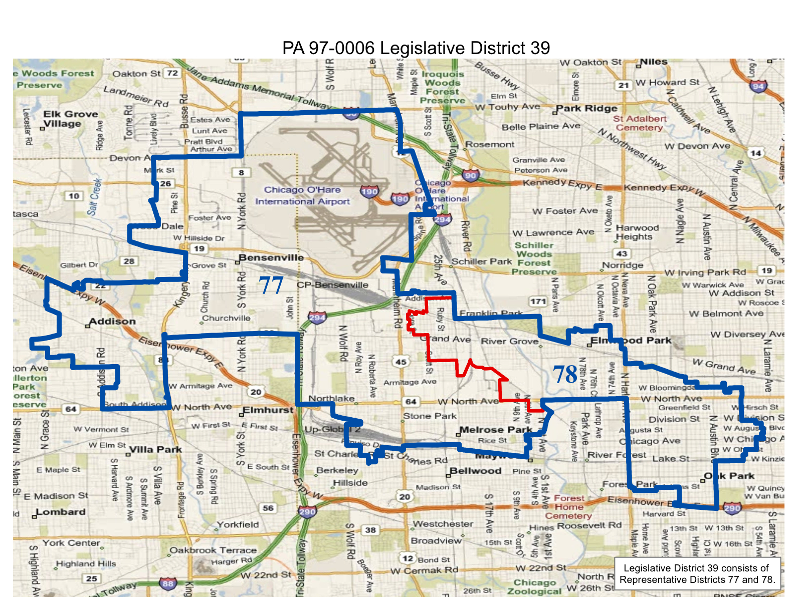 Primary General Elections Voter Guide - Illinois 13th congressional district