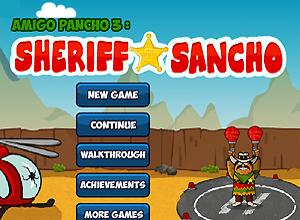 Amigo Pancho 3 Sheriff Sancho