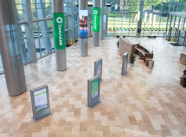 Pabellón de entrada CenturyLink - 2