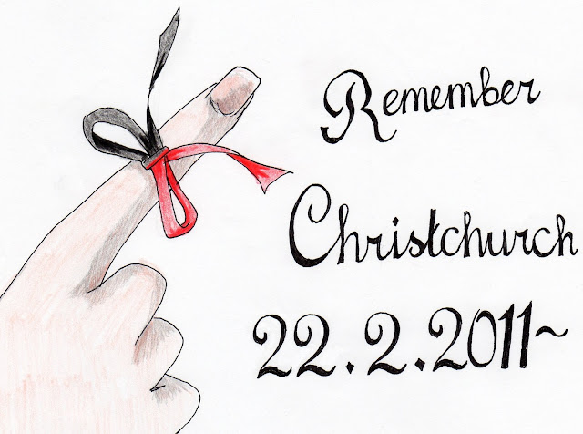 22.2.2011 #EQNZ Remember Christchurch
