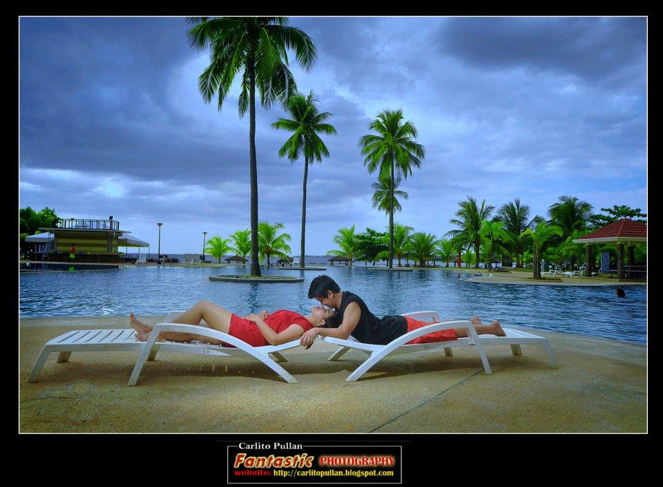 Amiel & Mayie Pre-Nup at Canyon Cove Beach Resort Nasugbo Batangas