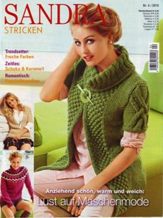 Revista Sandra stricken № 4 2010