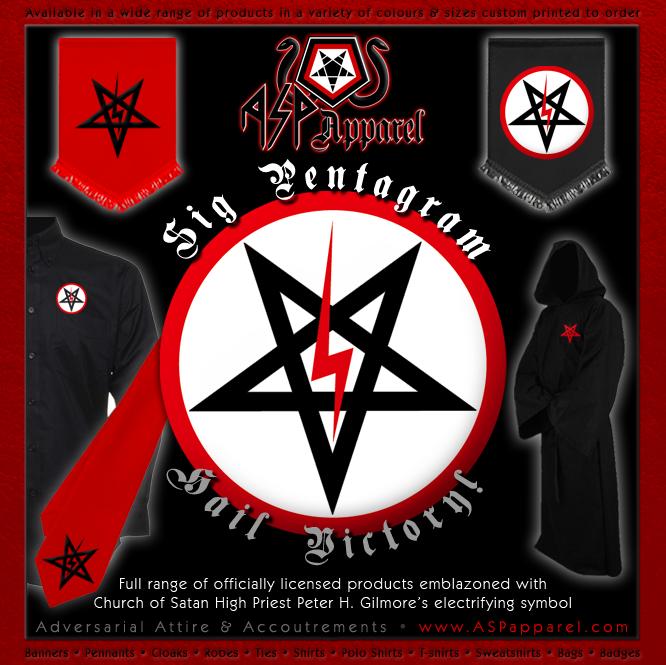 Satanic Pentagram Symbol