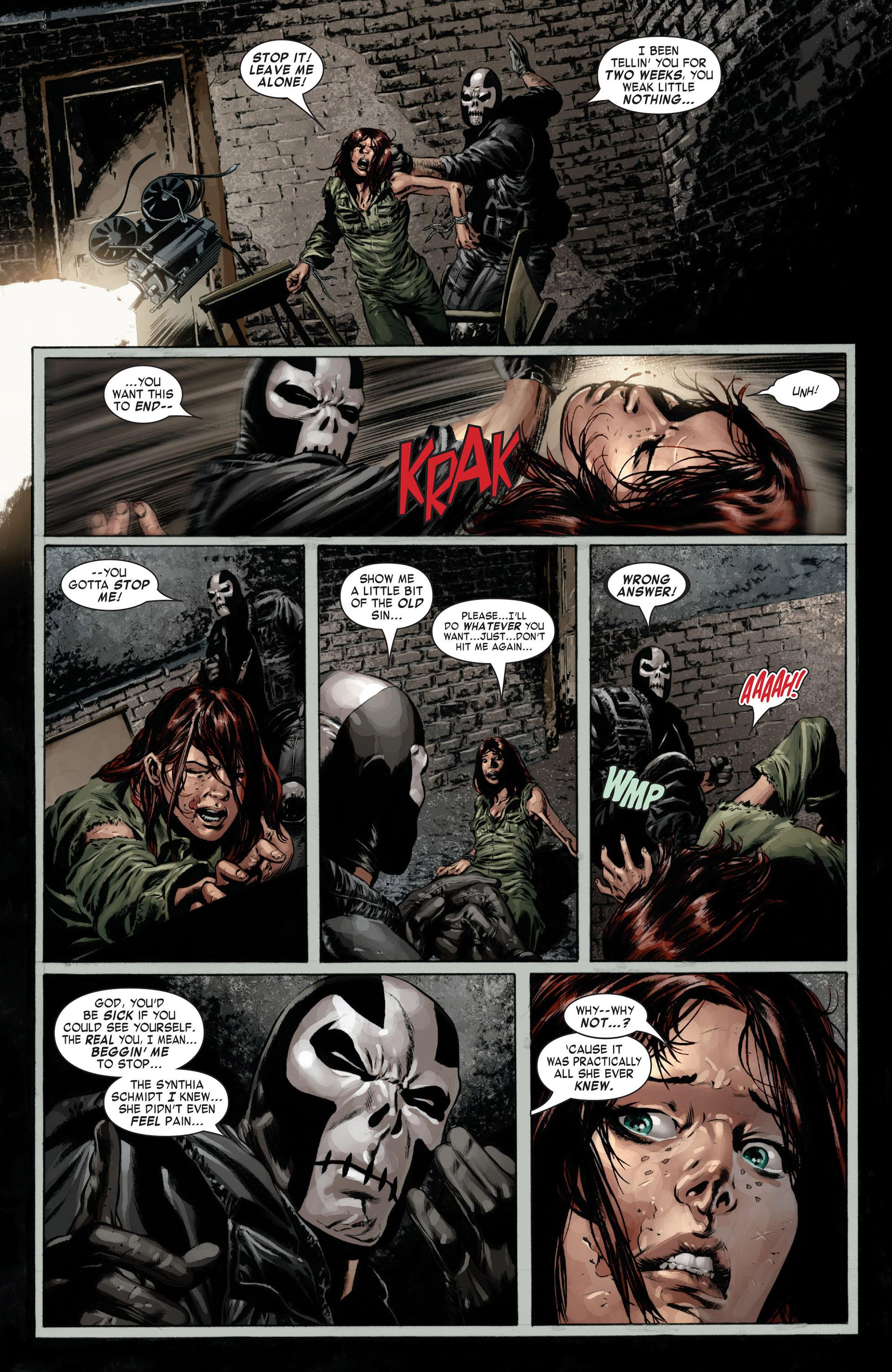 Captain America (2005) Issue #15 #15 - English 7