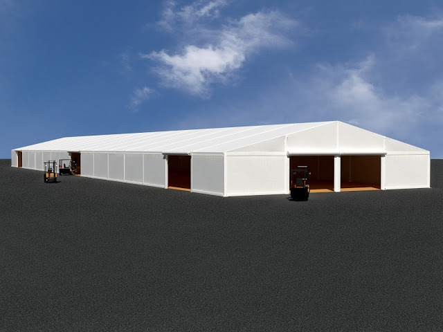 Warehouse Tents in UAE | Storage Tent Rental In UAE