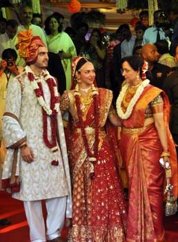 Esha Deol Wedding images