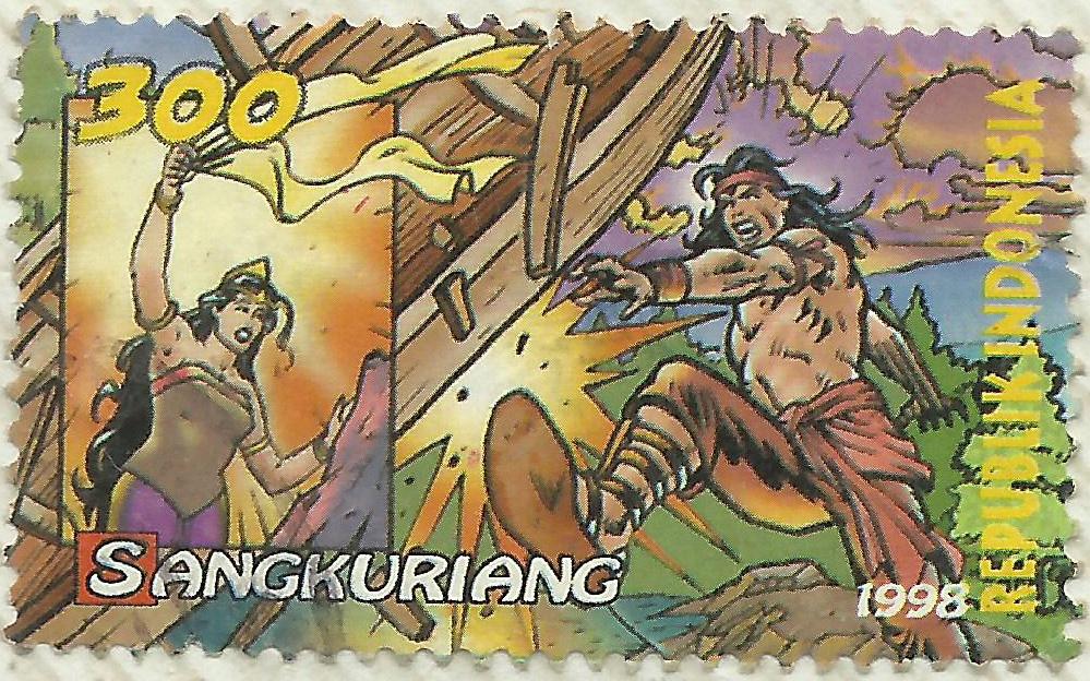 Cerita Rakyat Sangkuriang Dalam Bahasa Jawa