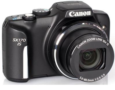 Canon Powershot SX170 IS
