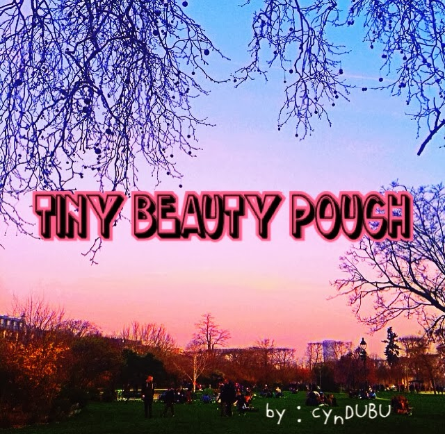 Tiny Beauty Pouch - by cynDUBU