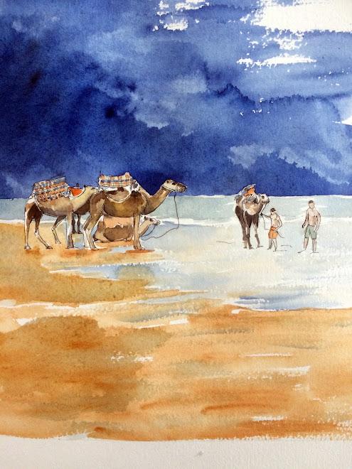 Carnet de voyage Essaouira
