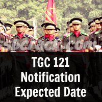 TGC 121 Notification Expected Date