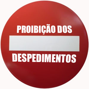 PROIBIO DOS DESPEDIMENTOS