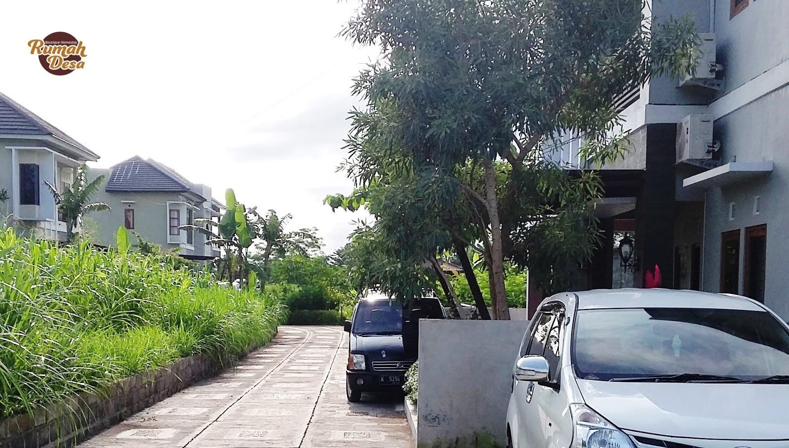 View Rumah Desa Gondang Legi