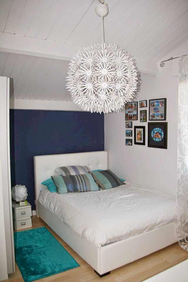 Chambre Jeune Fille Turquoise
