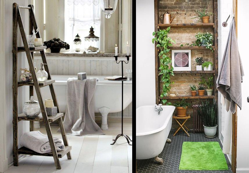 La fabrique d co baignoires sur pieds et salle de bain - Salle de bain avec baignoire sur pied ...