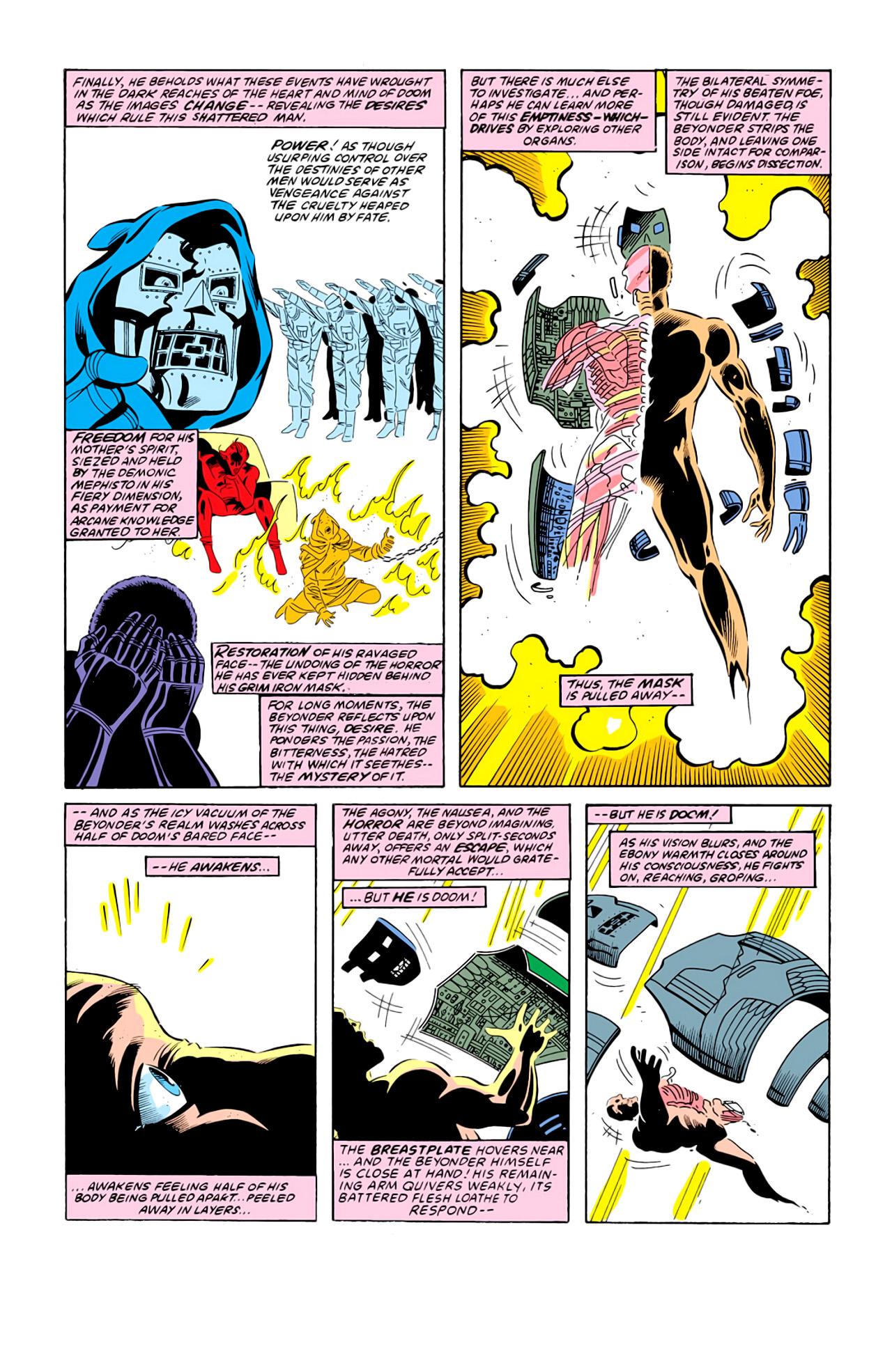 Captain America (1968) Issue #292k #218 - English 22