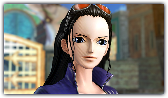 one piece pirate warrior 2 Robin