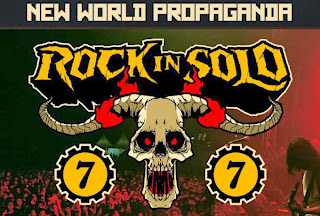 New World Propaganda Rock In Solo