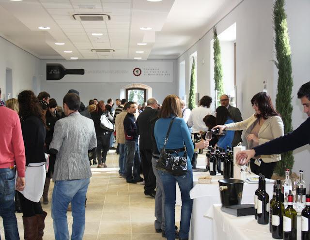 Anteprima vino Nobile Montepulciano