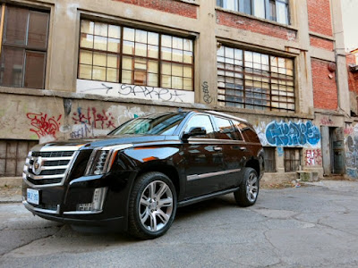 2015 Cadillac Escalade Review And Price