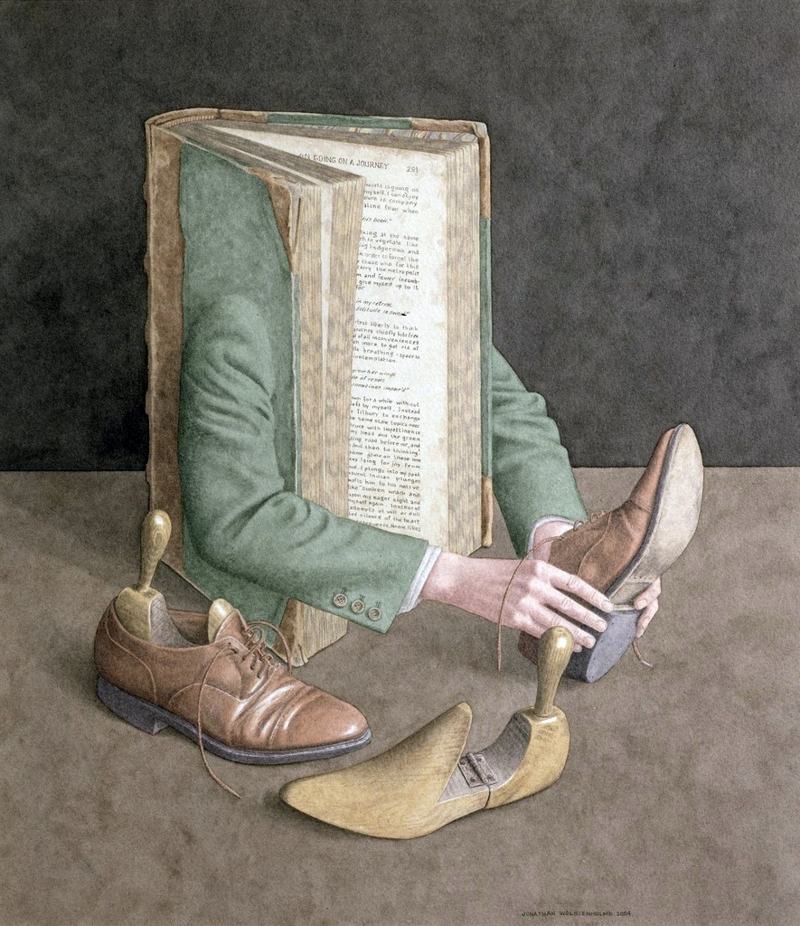 Jonathan Wolstenholme - Books on Books Jonathan+Wolstenholme+books+on+books-016