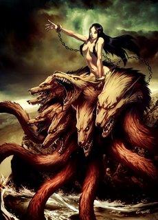 Manual dos Monstros Gregos Animales_mitol%25C3%25B3gicos_escila