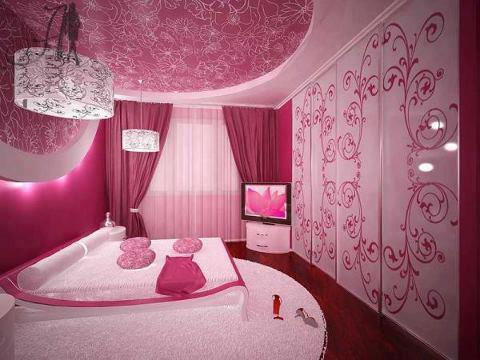 inspirational interior design ideas for living room design bedroom design kitchen design and the entire home - Chambre A Coucher Rose Fushia