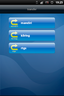 menu transfer mobile banking mandiri