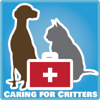 "We Are Part of the ""Caring for Critters"" Community"