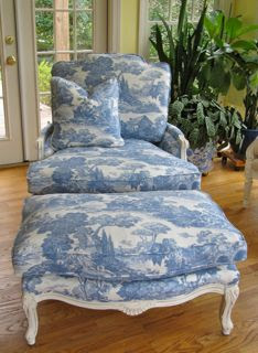 Wydeven Designs French Furniture French Fabrics