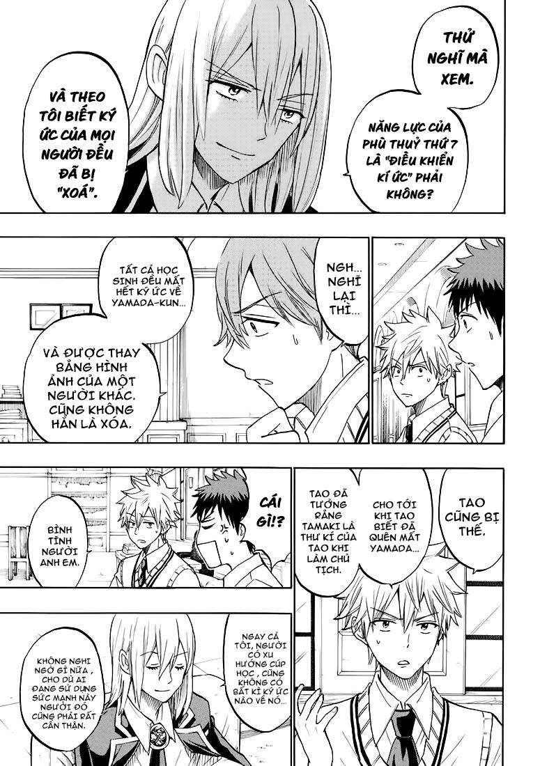 Yamada-kun to 7-nin no majo chap 206 Trang 10 - Mangak.info