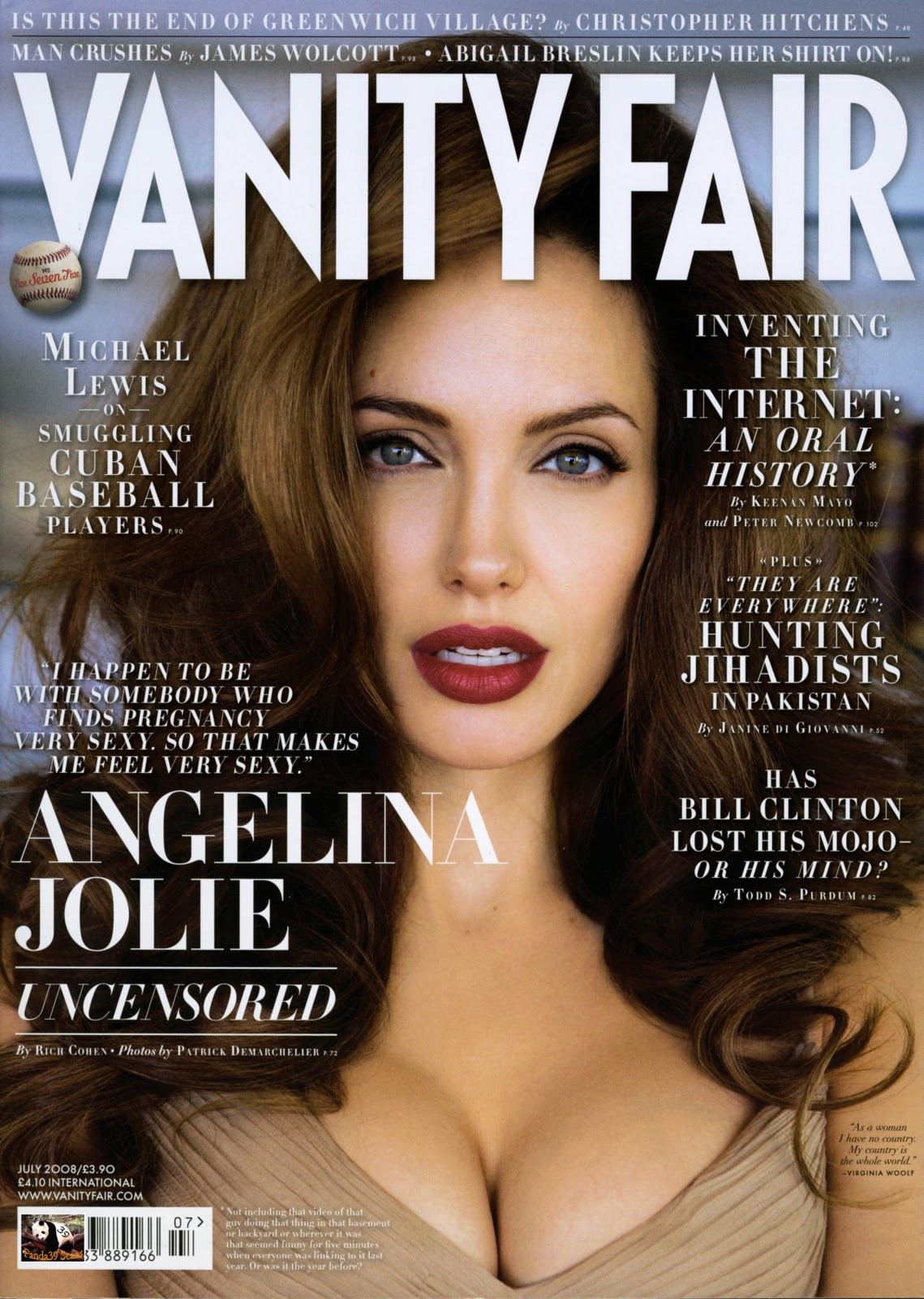 and s vanity fair covers