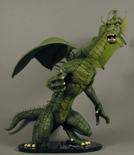 Fin Fang Foom (Marvel Comics) Character Review - Figure Product