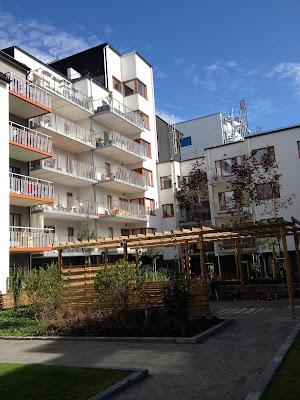 pergola, grilles, balconies