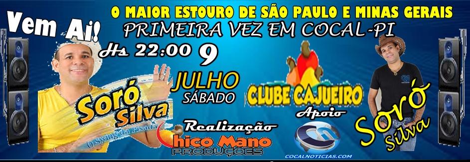 CHICO MANO PAIXÃO JUNINA