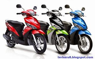 harga motor yamaha terbaru 2014