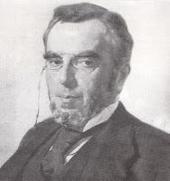 Dimitirus Bikelas de Grecia, primer Presidente del COI 1894-1896