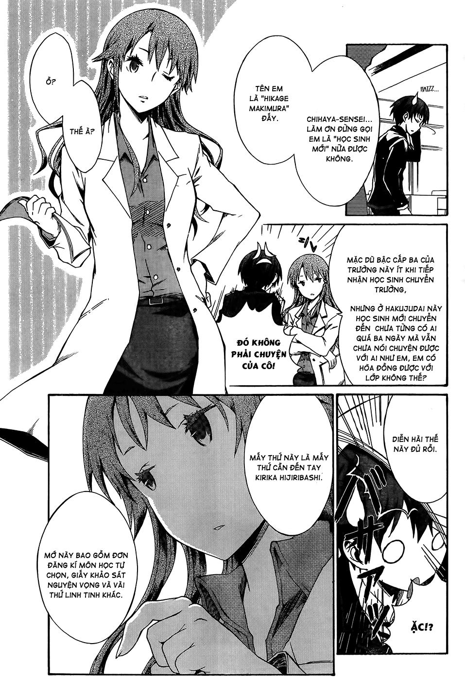 Seitokai Tantei Kirika chap 0 - Trang 5