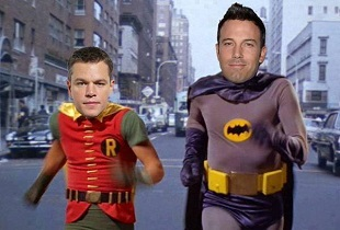 who will play robin?