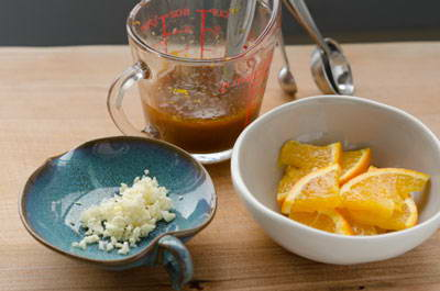 Beef with Orange Sauce Recipe