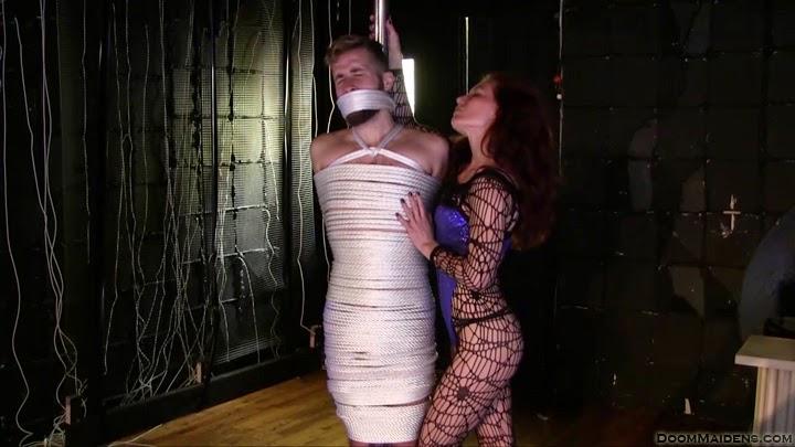 Bondage Wrestling Action!