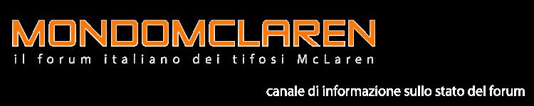 Il blog di MondoMcLaren