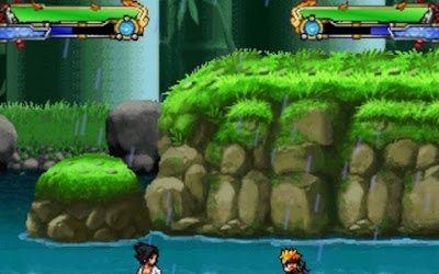 Naruto Shippuden Chronicles Gameplay PC